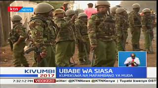 Familia za Mzee Jomo Kenyatta na Oginga Odinga: Ubabe wa Siasa