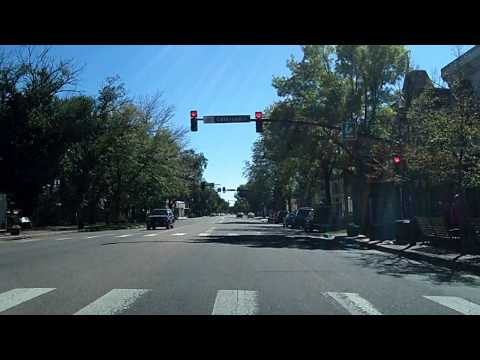 Driving Around Colorado Springs: Old Colorado City, Garden of the Gods