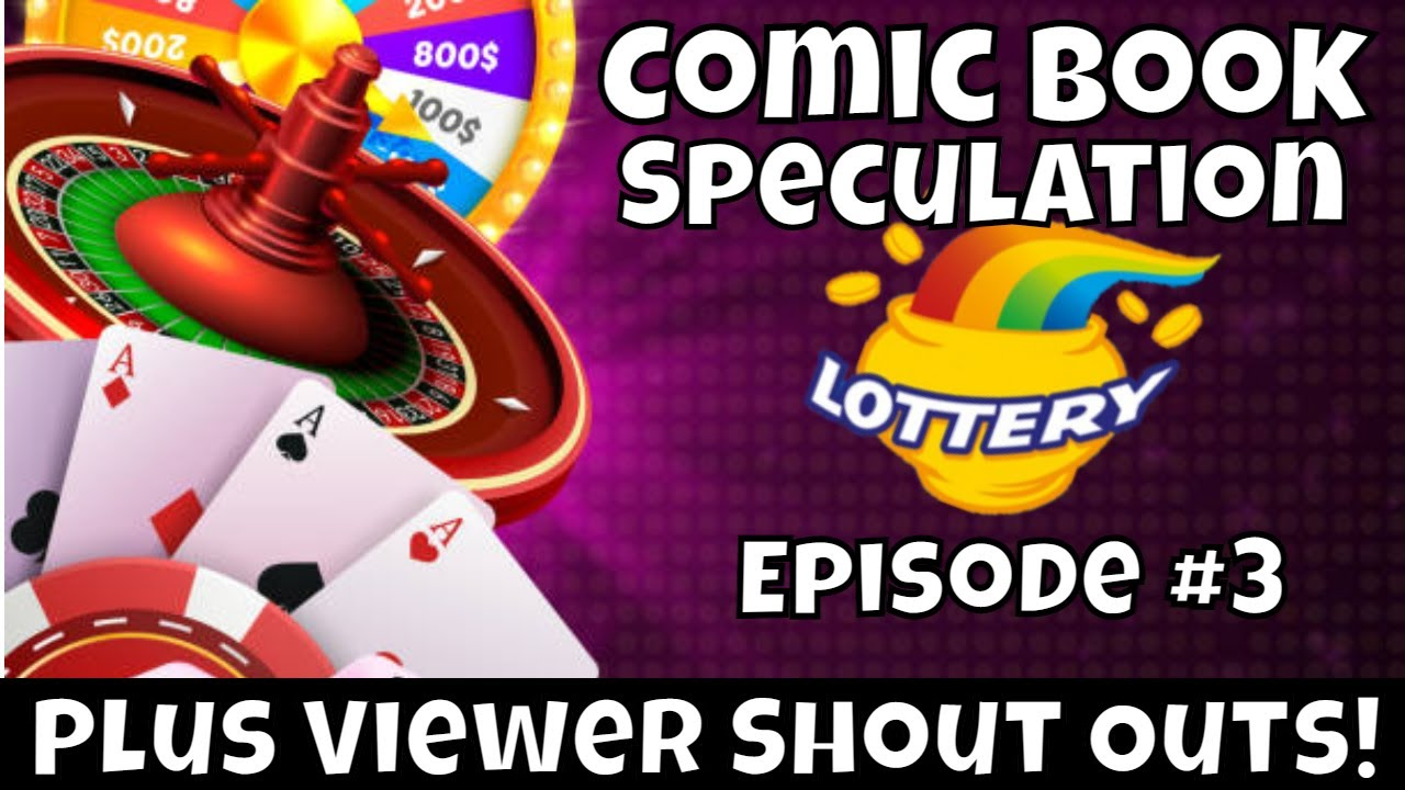 Download Comic Book Lotto - Low Cost Comic Book Speculation Buys Episode 3