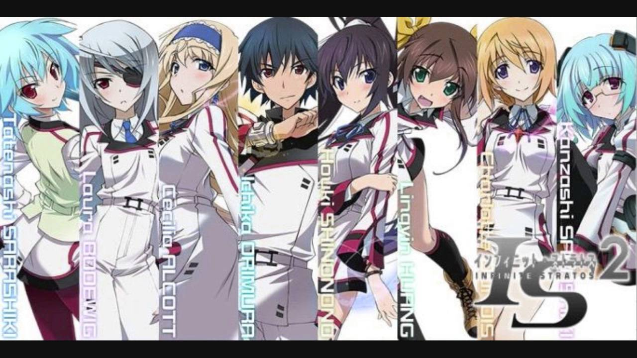 is (infinite stratos)