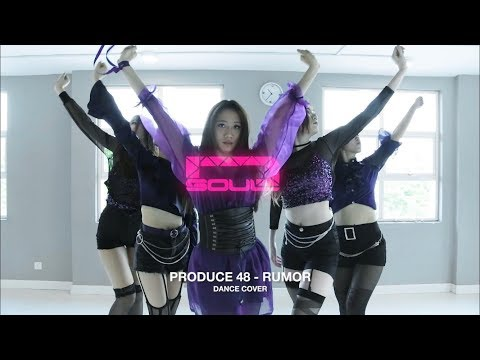 PRODUCE48(프로듀스48) -RUMOR (루머) Dance Cover By D'MEZ From Malaysia