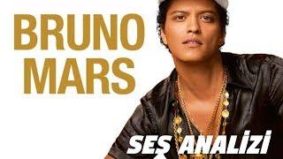 Bruno Mars Ses Analizi