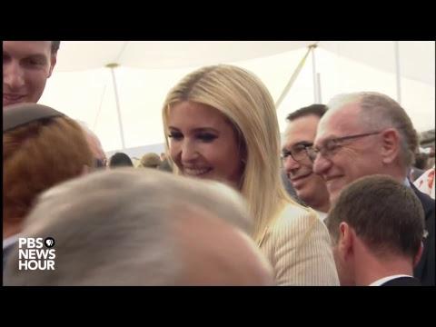 WATCH LIVE: U.S. opens embassy in Jerusalem