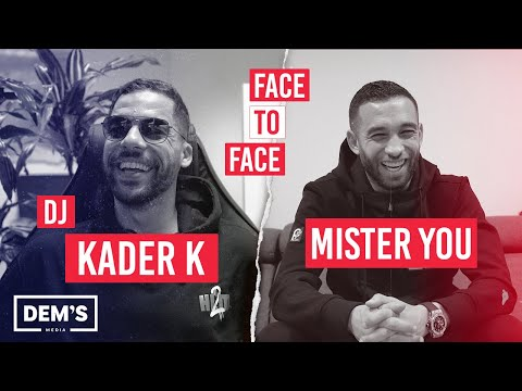 Youtube: Face To Face: MISTER YOU vs DJ KADER K – DEM'S MEDIA