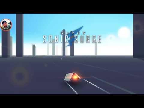 Super Sonic Purge Gameplay - My First 1080p Gameplay Video !!!