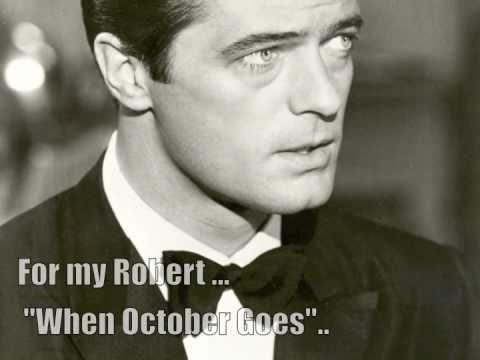 "Robert Goulet ""When October Goes"""