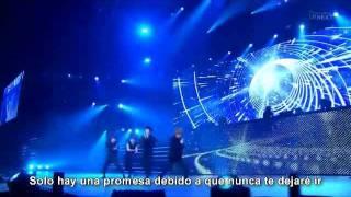 MBLAQ Your Luv Live (sub español)