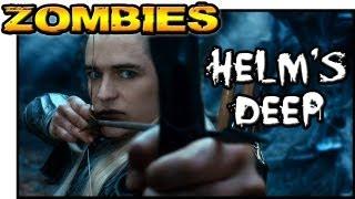 HELMS DEEP ZOMBIES ★ Left 4 Dead 2 (L4D2 Zombie Games)