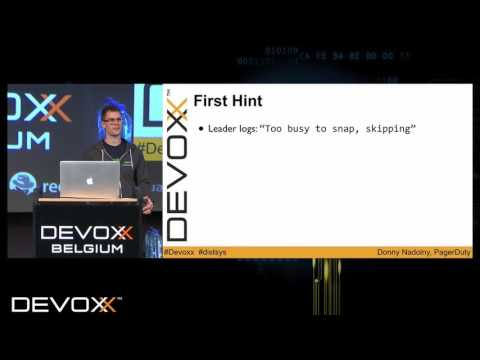 Debugging Distributed Systems by Donny Nadolny