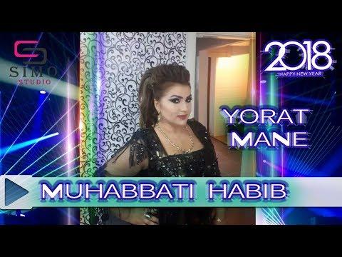 Мухаббати Хабиб - Ёрат мане (2018) | Muhabbati Habib - Yorat Mane (2018)