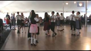 Traditional German Dancing, Oktoberfest, Sterling Heights, MI, September 13, 2014