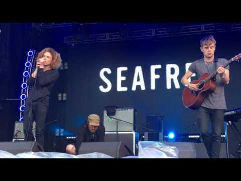 Seafret - Monsters (live in Kiev, Atlas Weekend)