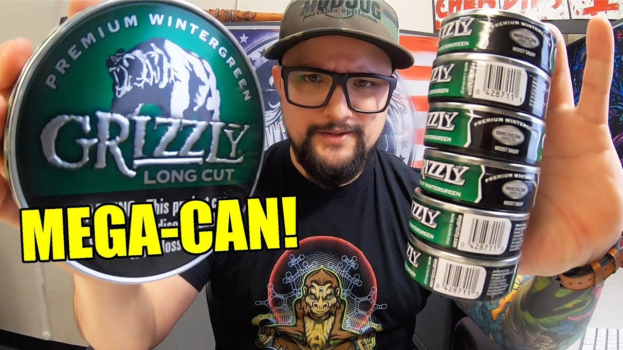 Does The Grizzly Mega Can Really Hold 6 Cans Youtube