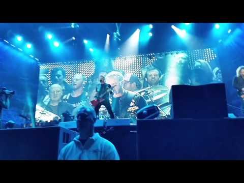 Unforgiven 2 Live World Premiere [Metallica Gelsen
