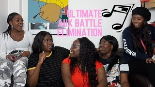 ULTIMATE AUX BATTLE ELIMINATION | BAD B**** SONGS, AFROBEATS, DISS TRACKS, BREAK UP SONGS & MORE
