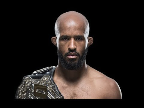 """Demetrious """"Mighty Mouse"""" Johnson 