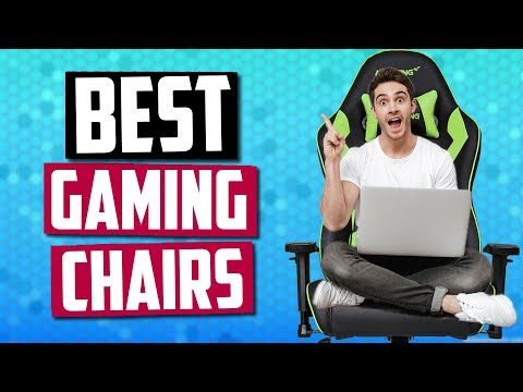 The Most Comfortable Gaming Chairs In 2019 - 5 Ergonomic Options For You!