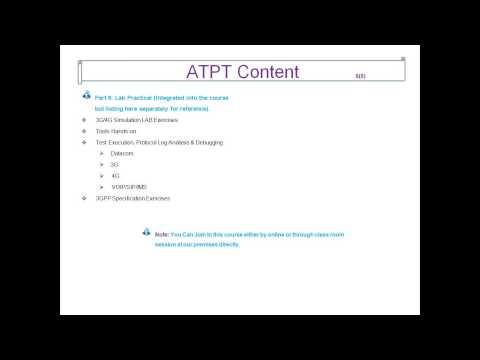 Advanced Telecom Protocol Testing