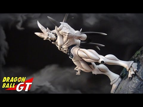DRAGON BALL GT OMEGA SHENRON REVIEW COMING SOON