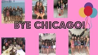 DAY 3: Bus Ride, Leaving CHICAGO!