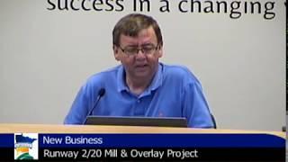 06.06.2017 Marshall City Council Meeting