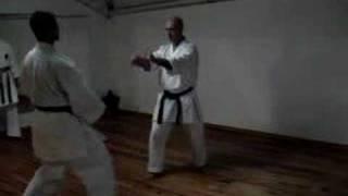 Kata Bunkai Saifa - www.gojuryu.com.ar