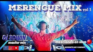 Merengue Mix l LA LINEA, CANTANTES,MAKINA, JOSEPH FONSECA,SERGIO VARGAS,LATINA BAND,CHICAS DEL CAN