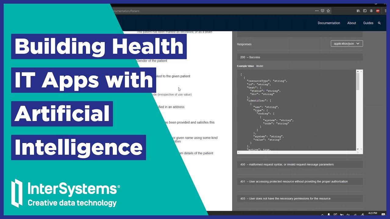 Optimize Care with Artificial Intelligence