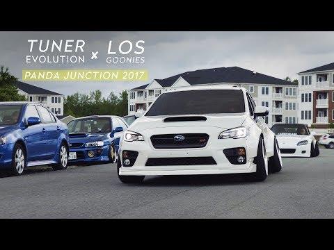 Panda Junction: Spring 2017 | Presented by Tuner Evo x Los Goonies | HALCYON