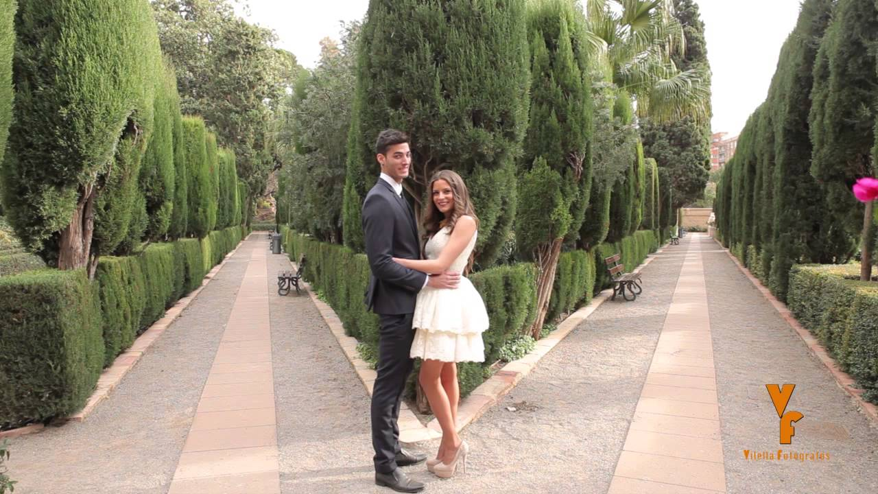 Dama caballero valencia 2015 en los jardines de monforte for Jardines de monforte valencia