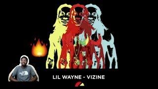 LIL WAYNE IS A LEGEND ! LIL WAYNE - VIZINE | REACTION !