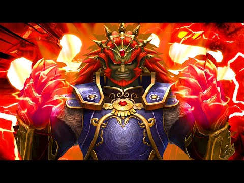 Deleting Opponents With Ganondorf Class In New Anime Fighting Game! ( Boxing Club )