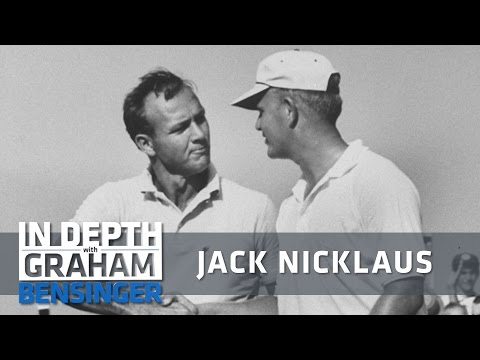 Jack Nicklaus: Cherished moments with Arnold Palmer