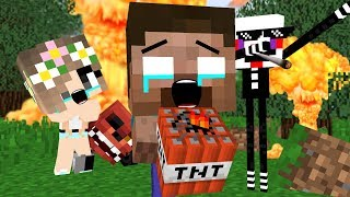 Monster School :[SFM] Five Nights at Freddy's Series GAME CHALLENGE- Minecraft Animation