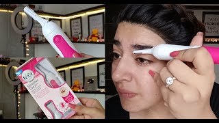Easy Hair Removal | Trying Out The Veet Trimmers - Worth it or Not? | GLOSSIPS thumbnail