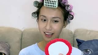 Lynk Lee lần đầu Makeup và Uốn tóc