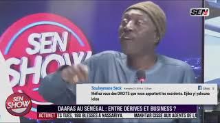 Mamadou NDIAYE déplore un débat sur l'affaire des talibés maltraités