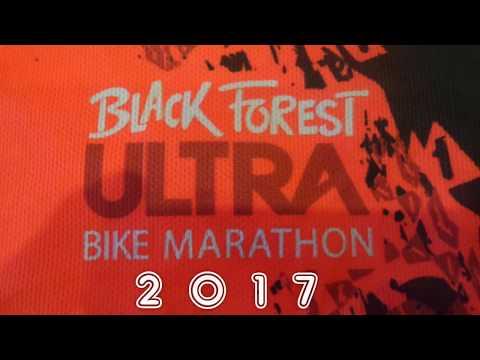 Black Forest ULTRA Bike Marathon Strecke 2017