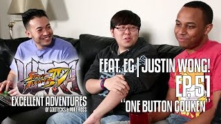 Click Here To Get The Film On Blu-Ray/DVD: http://bit.ly/1FbeXme It's been four long years... but EG | Justin Wong, the first-ever guest on Excellent Adventures, ...