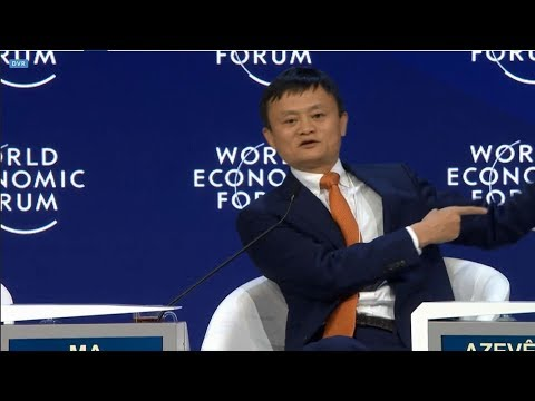 Jack Ma on the future of education ( Must Watch)