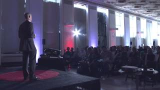 Two truths of innovation: Michael Lovell at TEDxHarambee