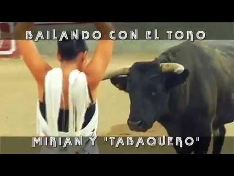 Baile con Toro Bravo