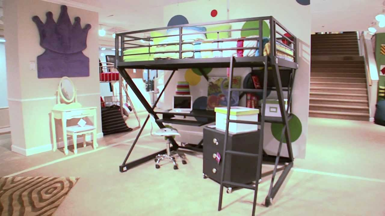 Desk Beds For Sale Desk Beds For Boys And Girls Youtube