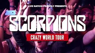 Scorpions - Crazy World Tour 2017