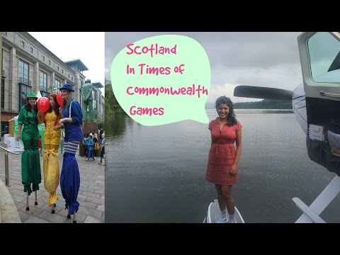 Top Things In Scotland | Glasgow, Loch Lomond