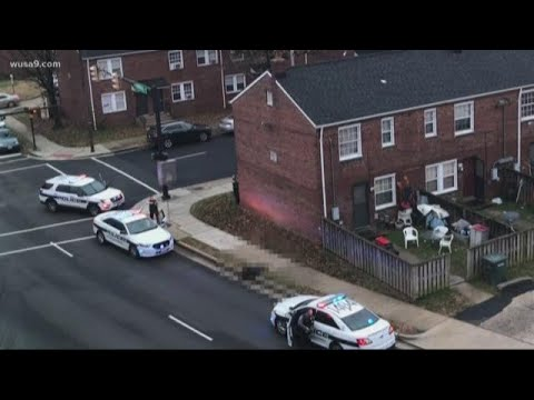 Witness Backs Up Police Report After Officer-involved Shooting In Alexandria