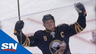 Jack Eichel Buries Four Goals For Sabres vs Senators
