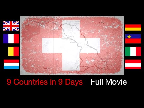 9 Countries in 9 Days Full Movie