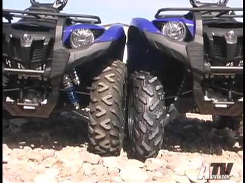 2008 Yamaha Grizzly 700 EPS Long Term Test Wrap - ATVTV Test Videos
