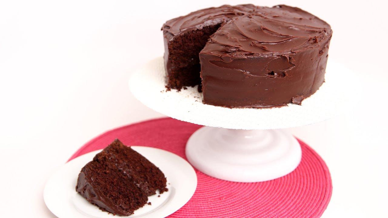 Chocolate Cake Recipe Laura Vitale